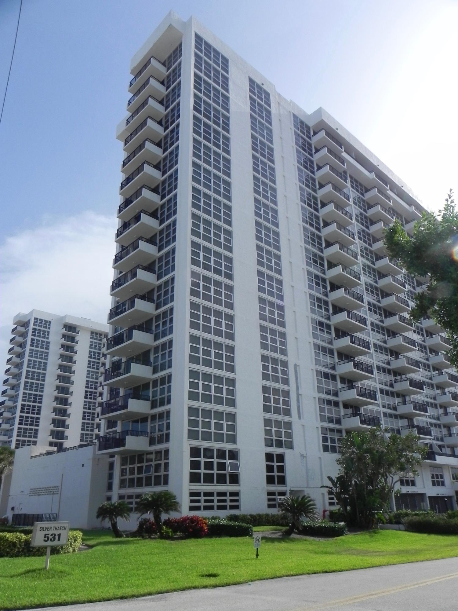 531 Ocean Boulevard, Pompano Beach, Florida 33062, 2 Bedrooms Bedrooms, ,2 BathroomsBathrooms,Condo/Coop,For Sale,Ocean,11,RX-10455320
