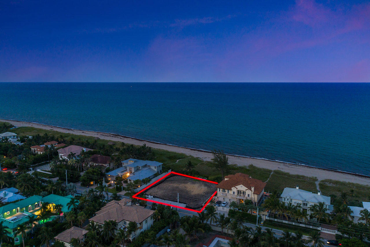 707 Ocean Boulevard, Delray Beach, Florida 33483, ,Land,For Sale,Ocean,RX-10445292