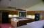 Open kitchen w/ Jennaire cook Island