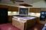 open kitchen w/ passthrough