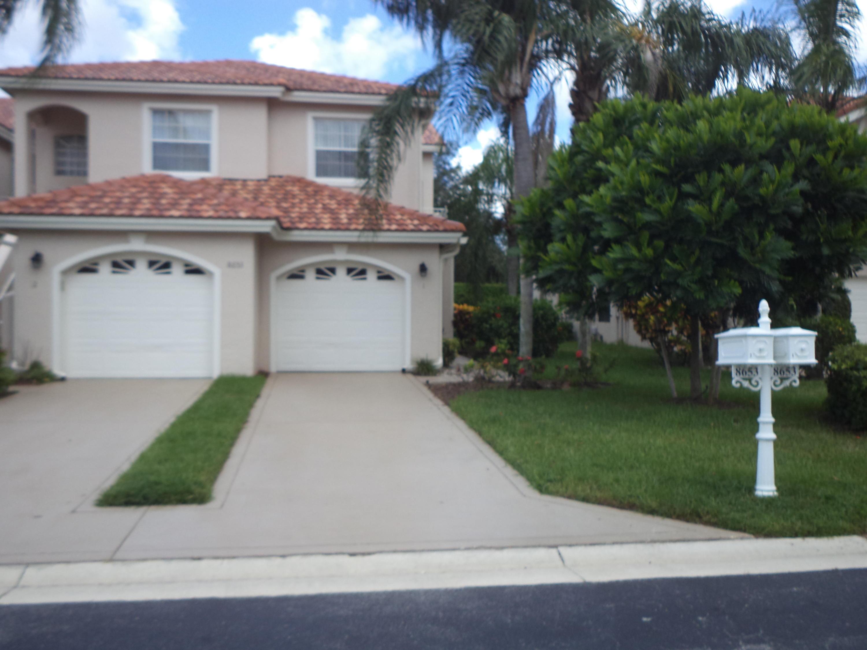 8653 Via Reale #1 Boca Raton, FL 33496
