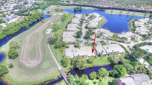 Tropical and picturesque surroundings with views of footbridge, canal, lake and golf.