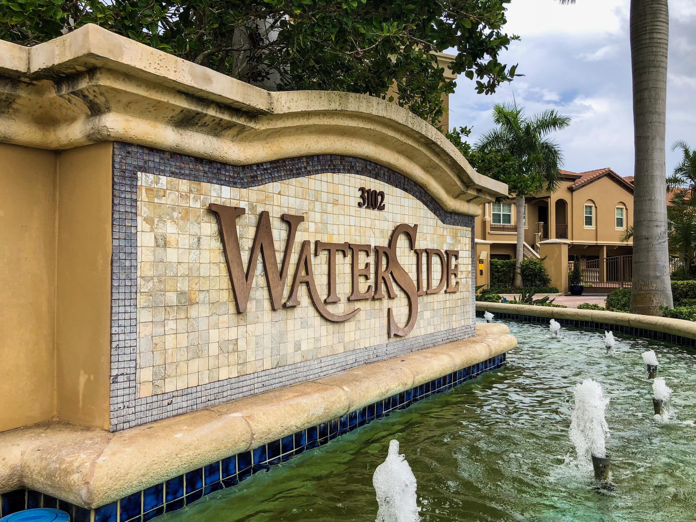 3148 Waterside Circle, Boynton Beach, Florida 33435, 3 Bedrooms Bedrooms, ,3 BathroomsBathrooms,Townhouse,For Sale,Waterside Village,Waterside,RX-10457425