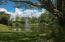 Scenic westward views of an idyllic pond