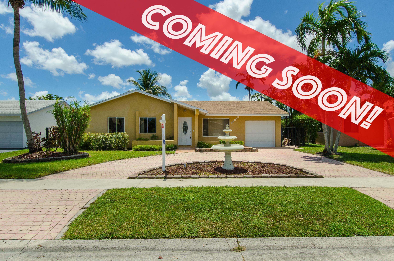 22534 Sw 7th Street Boca Raton, FL 33433