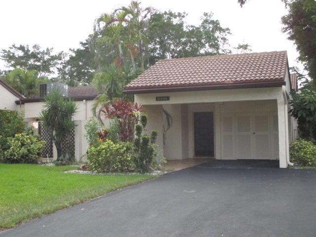 21896 Cypress Circle #35-b Boca Raton, FL 33433