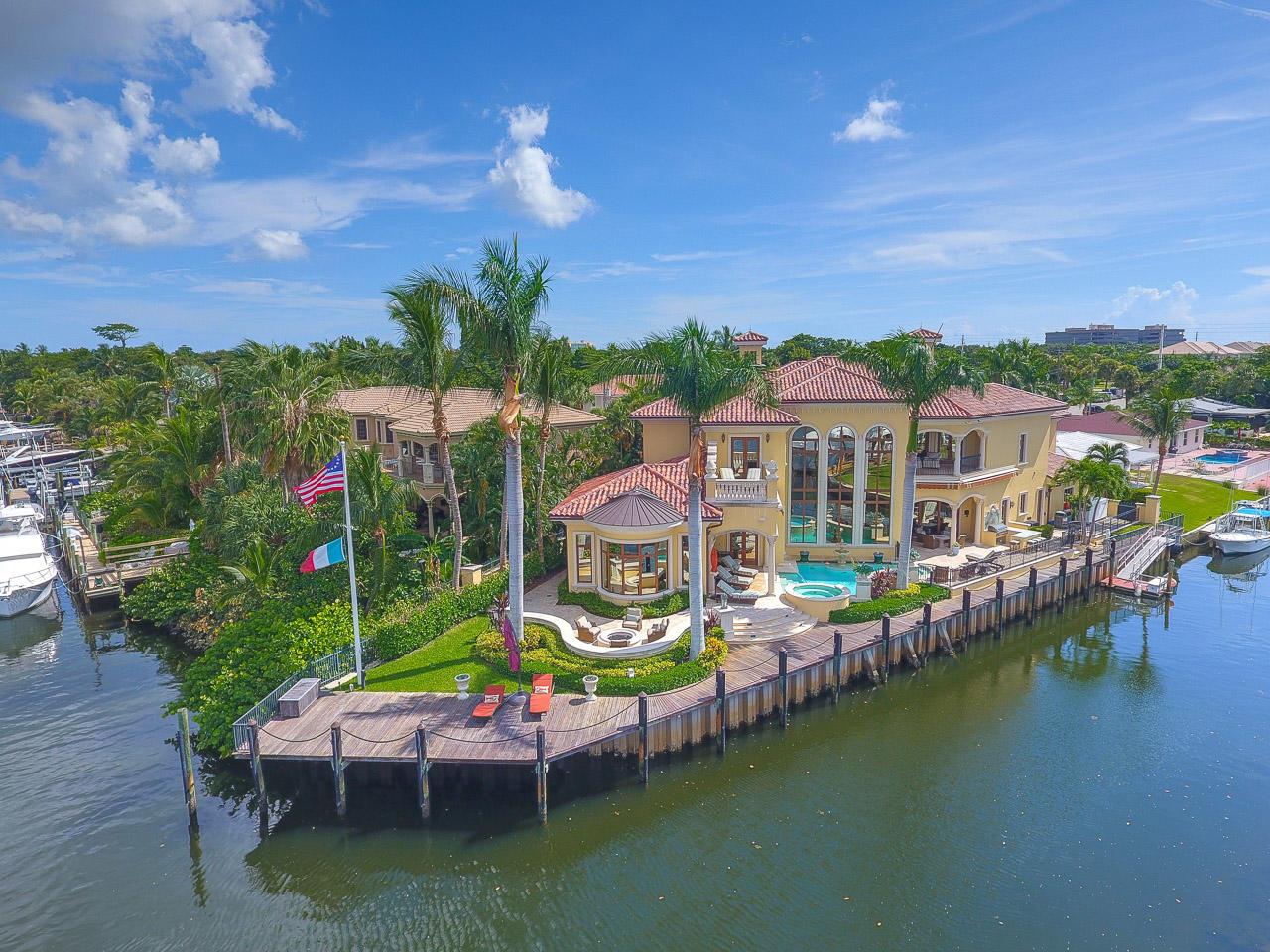 2086 Waterway Drive, North Palm Beach, Florida 33408, 5 Bedrooms Bedrooms, ,6.2 BathroomsBathrooms,Single Family,For Sale,Waterway Vista,Waterway,RX-10461217