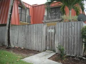 3321 Meridian Way S, C, Palm Beach Gardens, FL 33410
