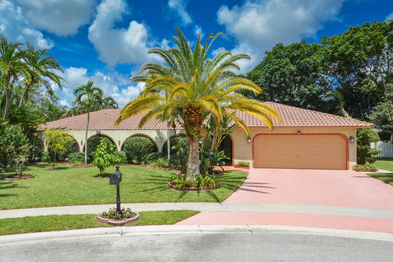 7350 Estrella Court Boca Raton, FL 33433