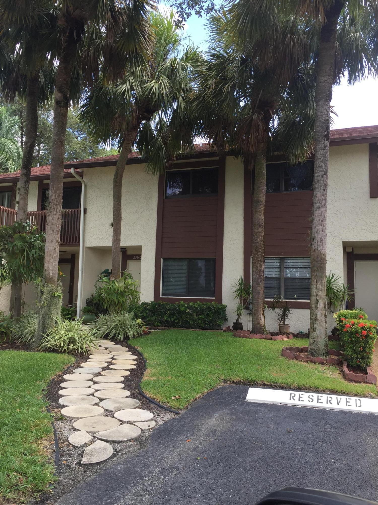 23145 Barwood Park Lane Boca Raton, FL 33433