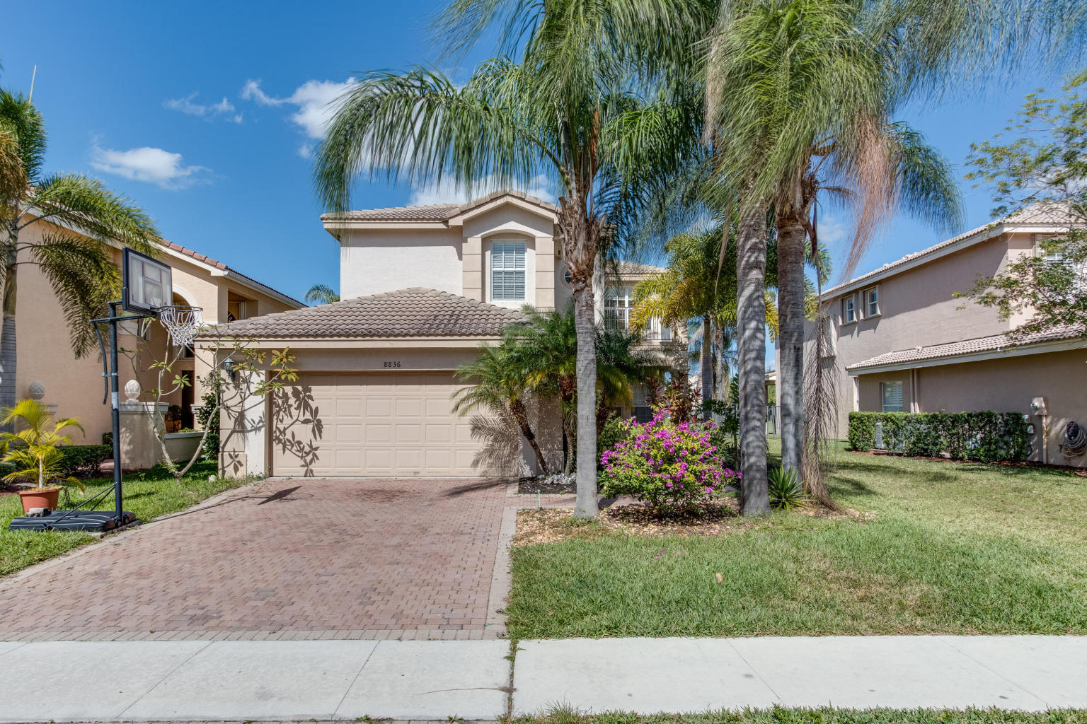 8836 Sandy Crest Lane, Boynton Beach, Florida 33473, 4 Bedrooms Bedrooms, ,2.1 BathroomsBathrooms,Single Family,For Sale,CANYON ISLES,Sandy Crest,RX-10461024