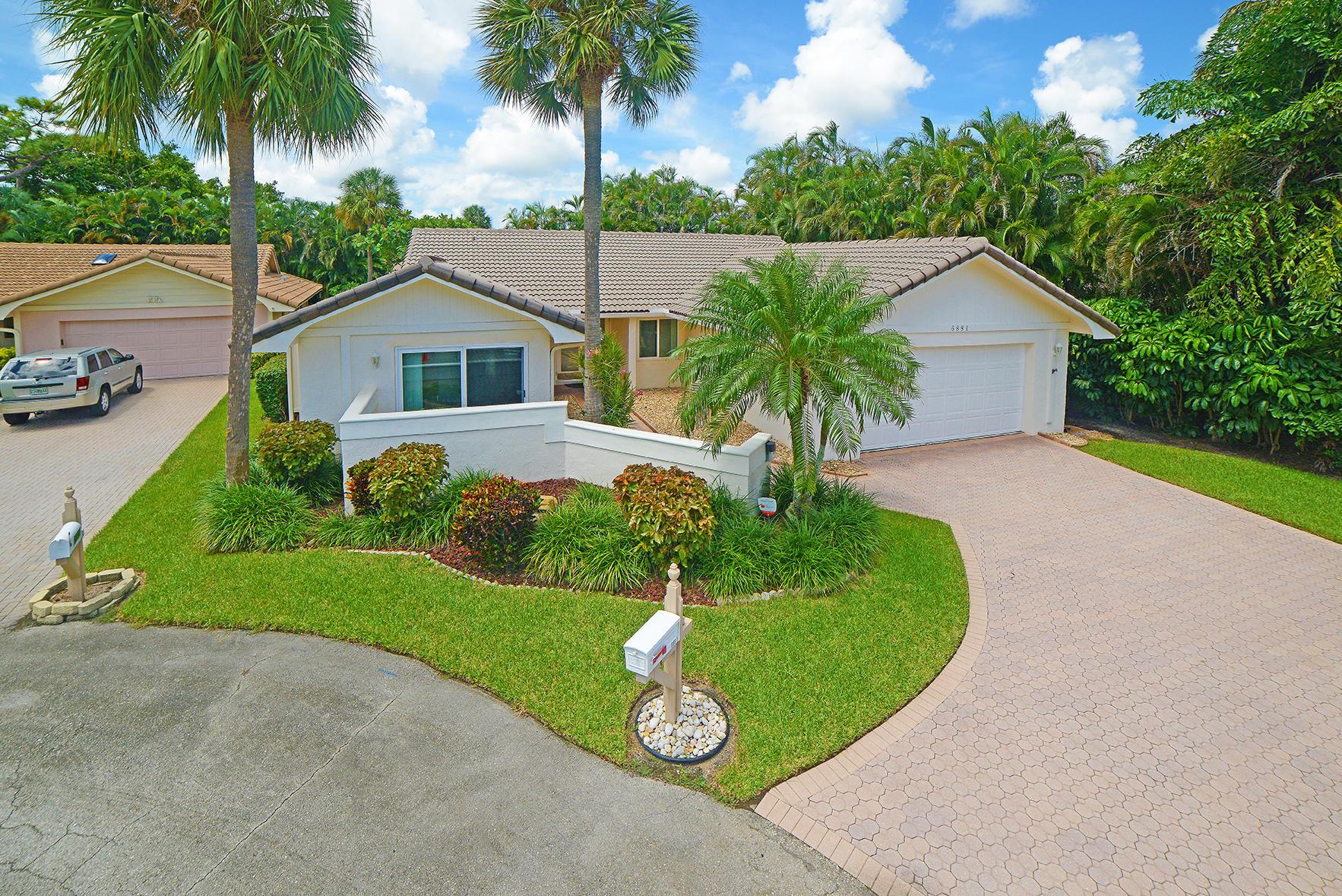 6881 Villas Drive Boca Raton, FL 33433