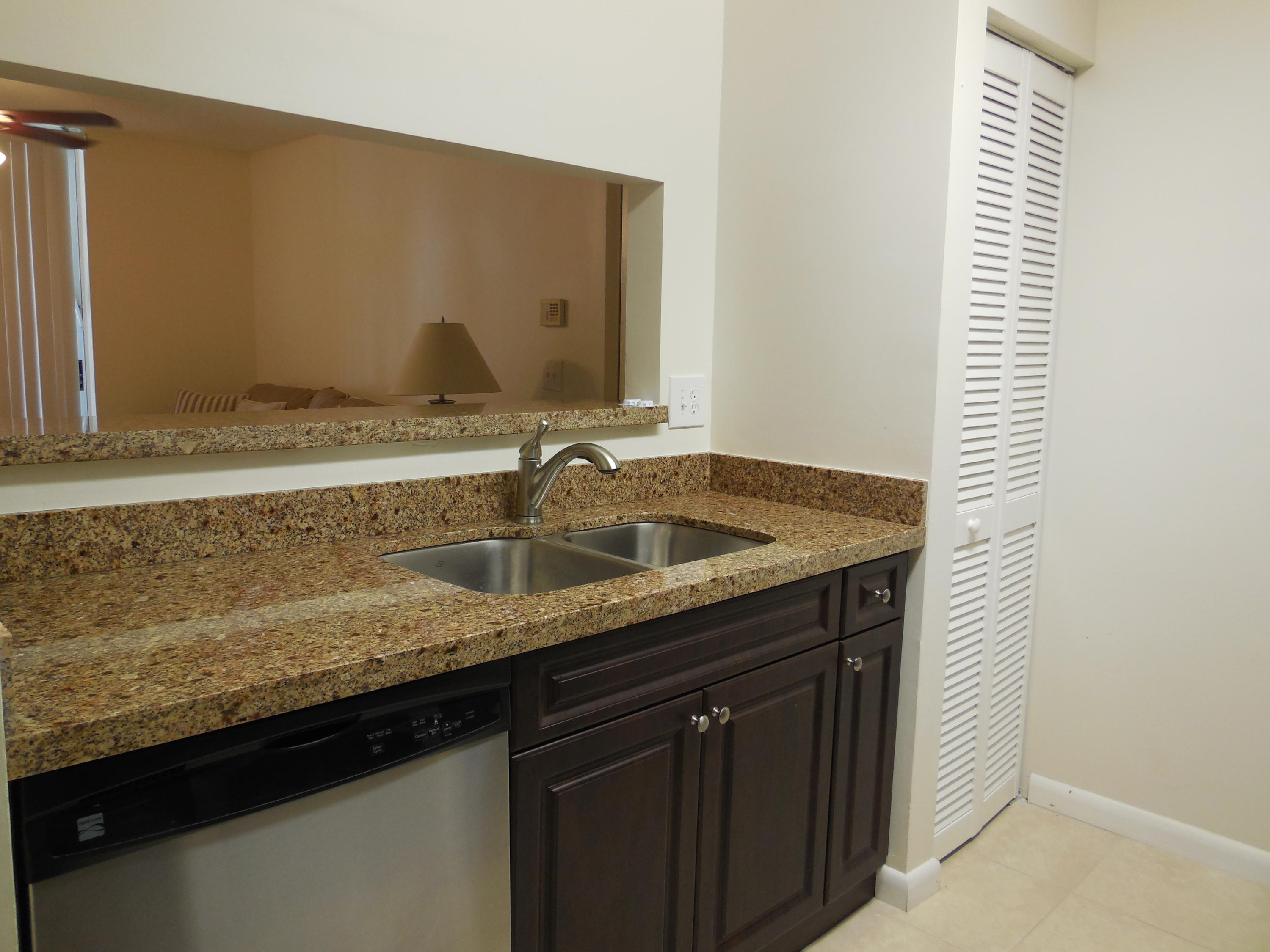 ... Located In West Palm Beach. This Furnished Second Floor Condo Is Ready  To Move In. Newer Stainless Steel Appliances In Kitchen With Granite  Countertops.