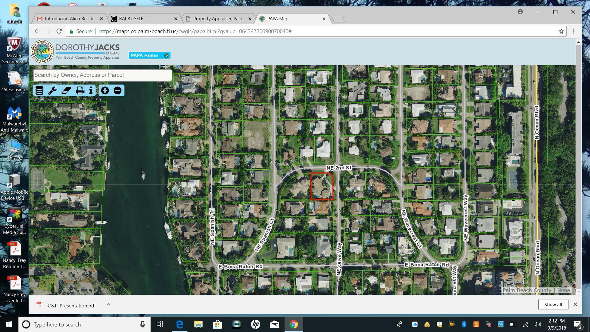 175 Ne Olive Way Boca Raton, FL 33432