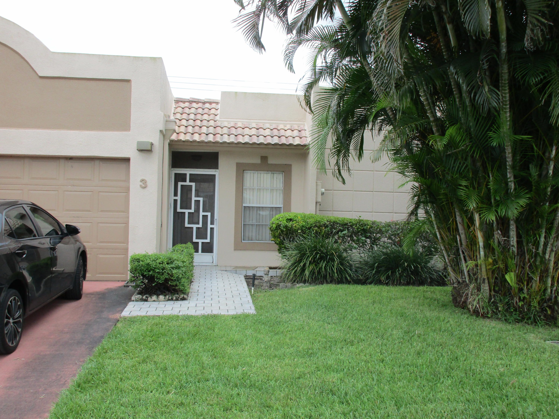 9110 Fairbanks Lane #3 Boca Raton, FL 33496