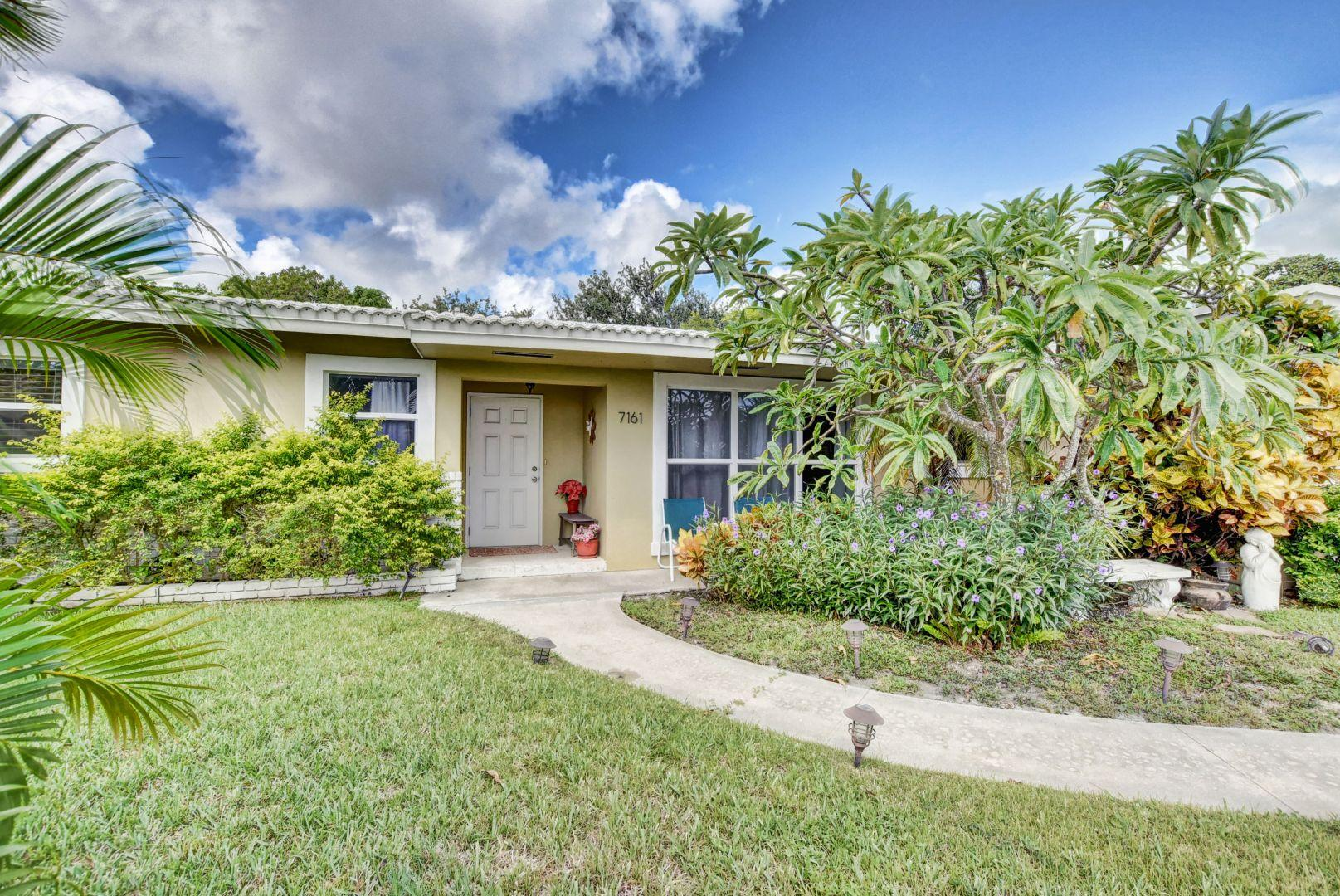 7161 7th Avenue, Boca Raton, Florida 33487, 3 Bedrooms Bedrooms, ,2 BathroomsBathrooms,Single Family,For Sale,7th,RX-10463203