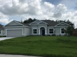 672 SW Hoffenberg Avenue, Port Saint Lucie, FL 34953