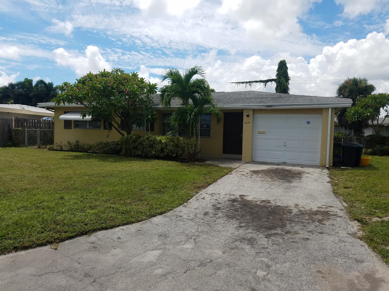 2699 Ne 26th Terrace Boca Raton, FL 33431