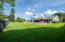 A half acre lot!! Sprawling back yard.