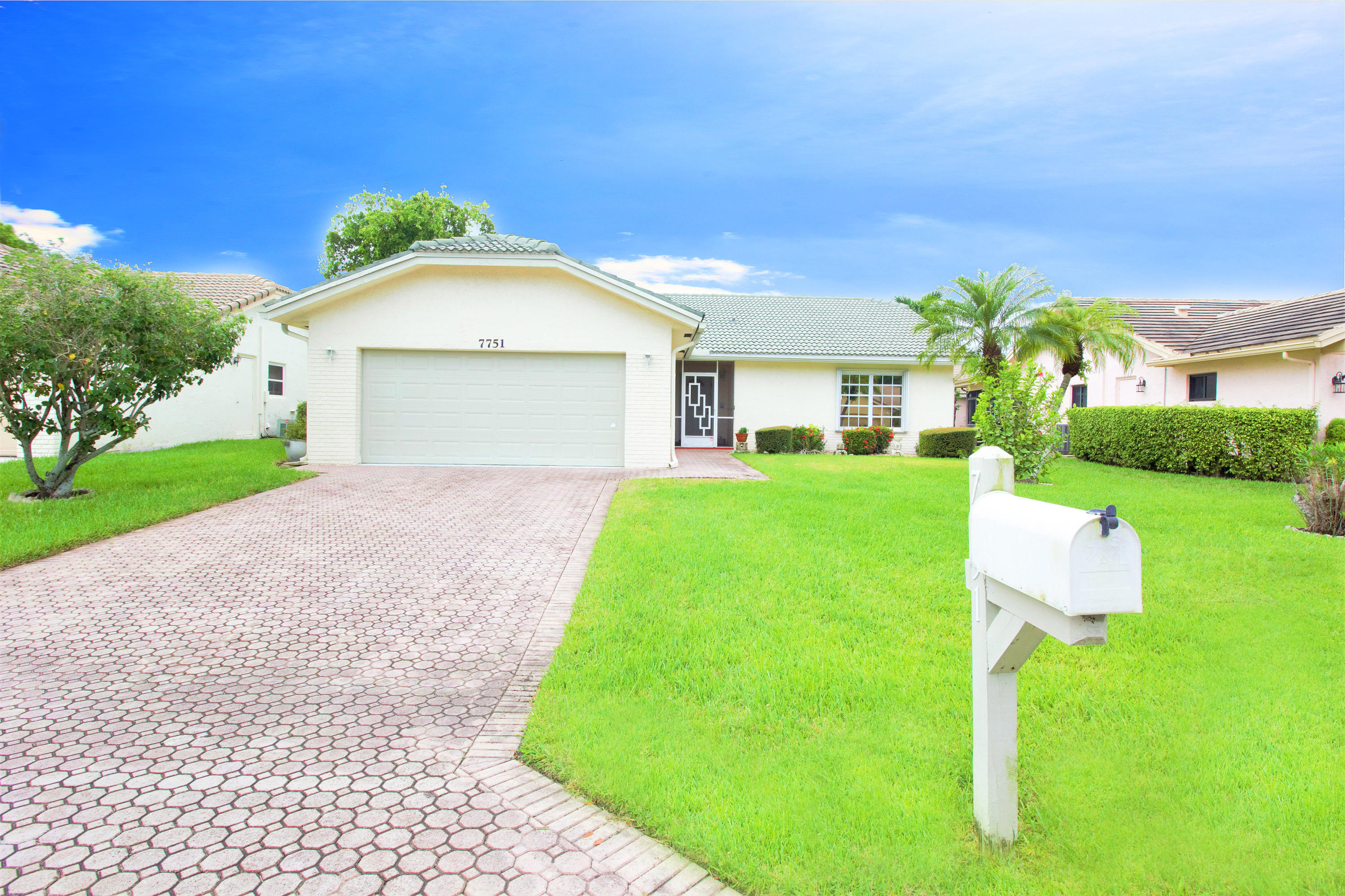 7751 Cloverfield Circle Boca Raton, FL 33433