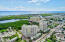 Aerial view facing South East- Ocean and Intracoastal Views