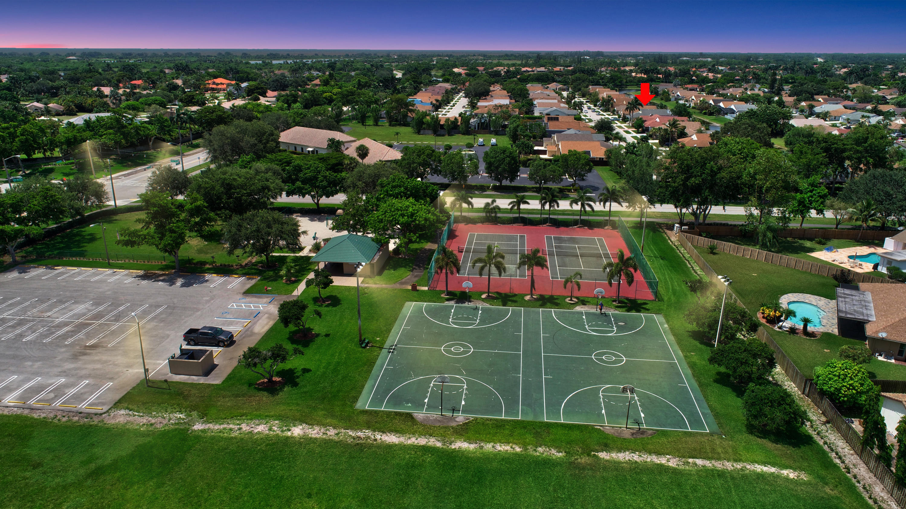 11531 Clear Creek Place, Boca Raton, Florida 33428, 4 Bedrooms Bedrooms, ,2 BathroomsBathrooms,Single Family,For Sale,Loggers Run,Country Landing,Clear Creek,RX-10464117
