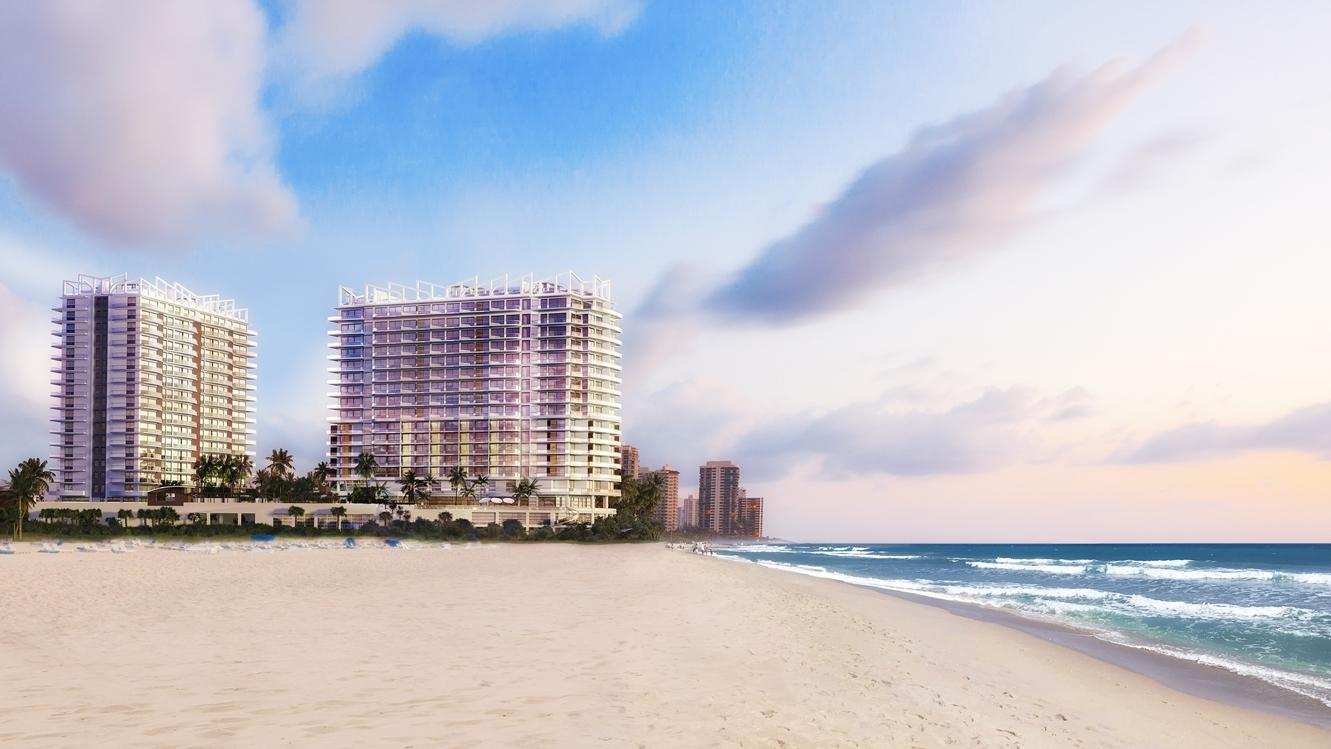 3100 Ocean Drive, Singer Island, Florida 33404, 2 Bedrooms Bedrooms, ,2 BathroomsBathrooms,Condo/Coop,For Sale,Amrit Ocean Resort & Residences,Ocean,14,RX-10464263