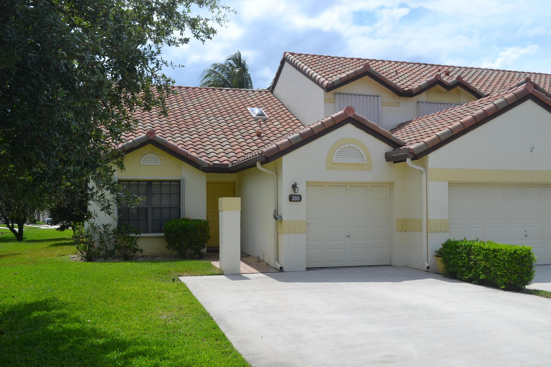 389 Driftwood Terrace Boca Raton, FL 33431