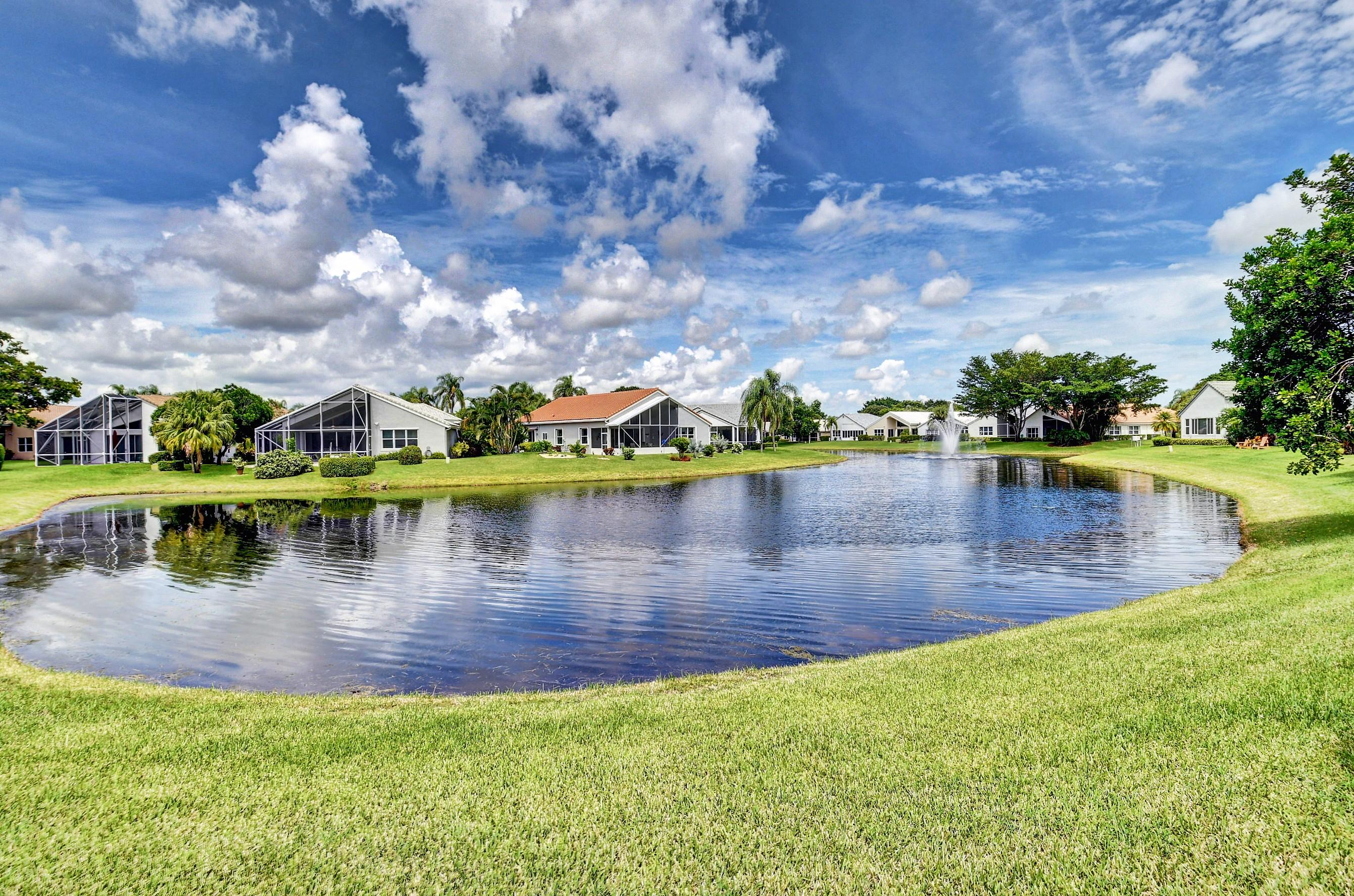 11926 Fountainside Circle, Boynton Beach, FL 33437