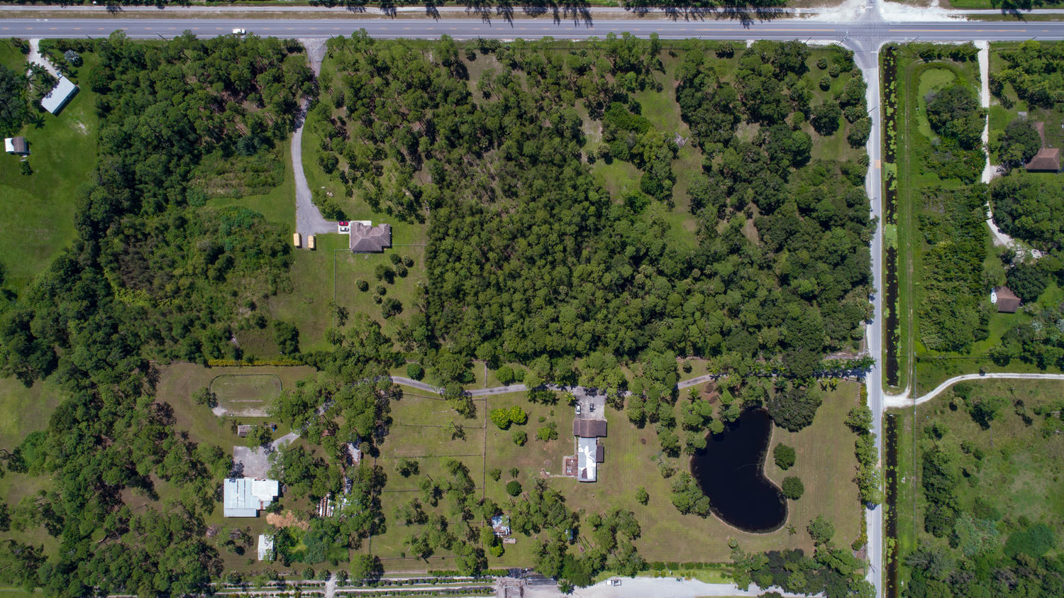 2140/2150 C Road, Loxahatchee Groves, Florida 33470, ,Land,For Sale,C,2.07,RX-10464741