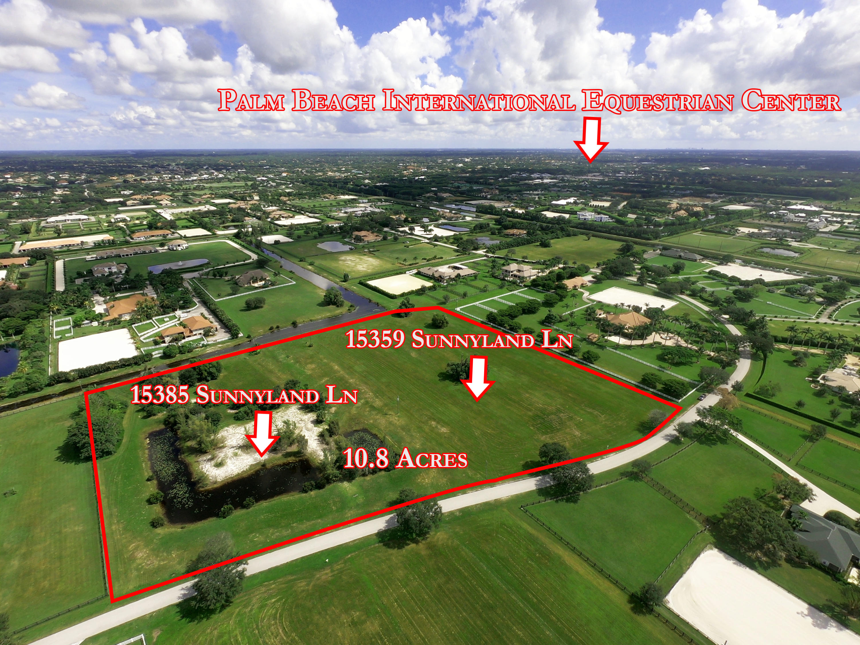 15355 Sunnyland Lane, Wellington, Florida 33414, ,Land,For Sale,Palm Beach Point,Sunnyland,RX-10466618