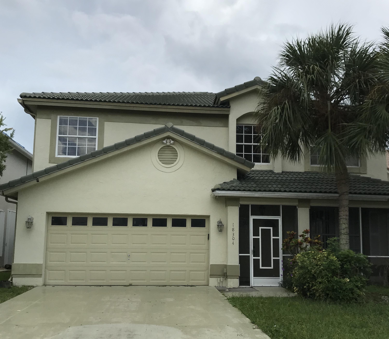 18304 Clear Brook Circle Boca Raton, FL 33498