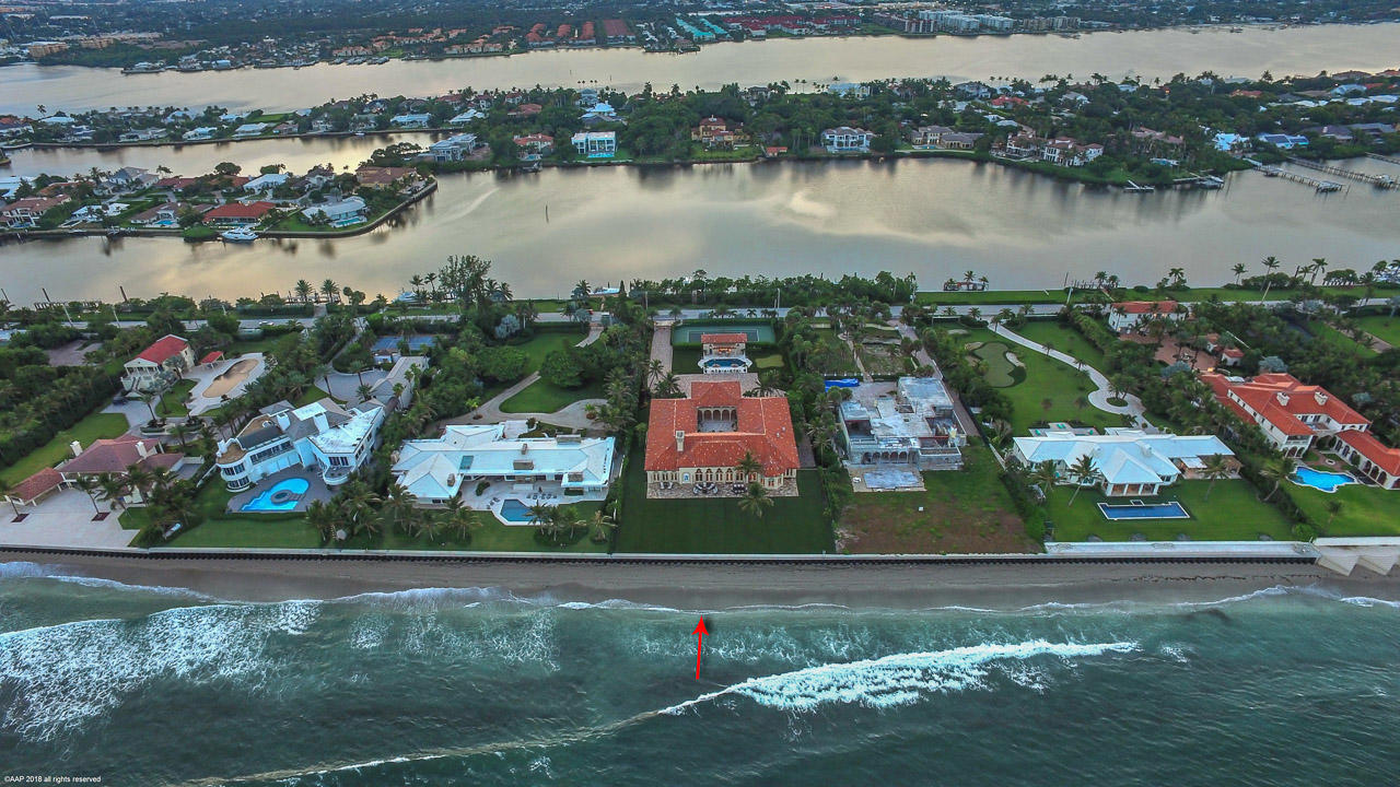 1160 Ocean Boulevard, Manalapan, Florida 33462, 7 Bedrooms Bedrooms, ,9.2 BathroomsBathrooms,Single Family,For Sale,Ocean,RX-10437103