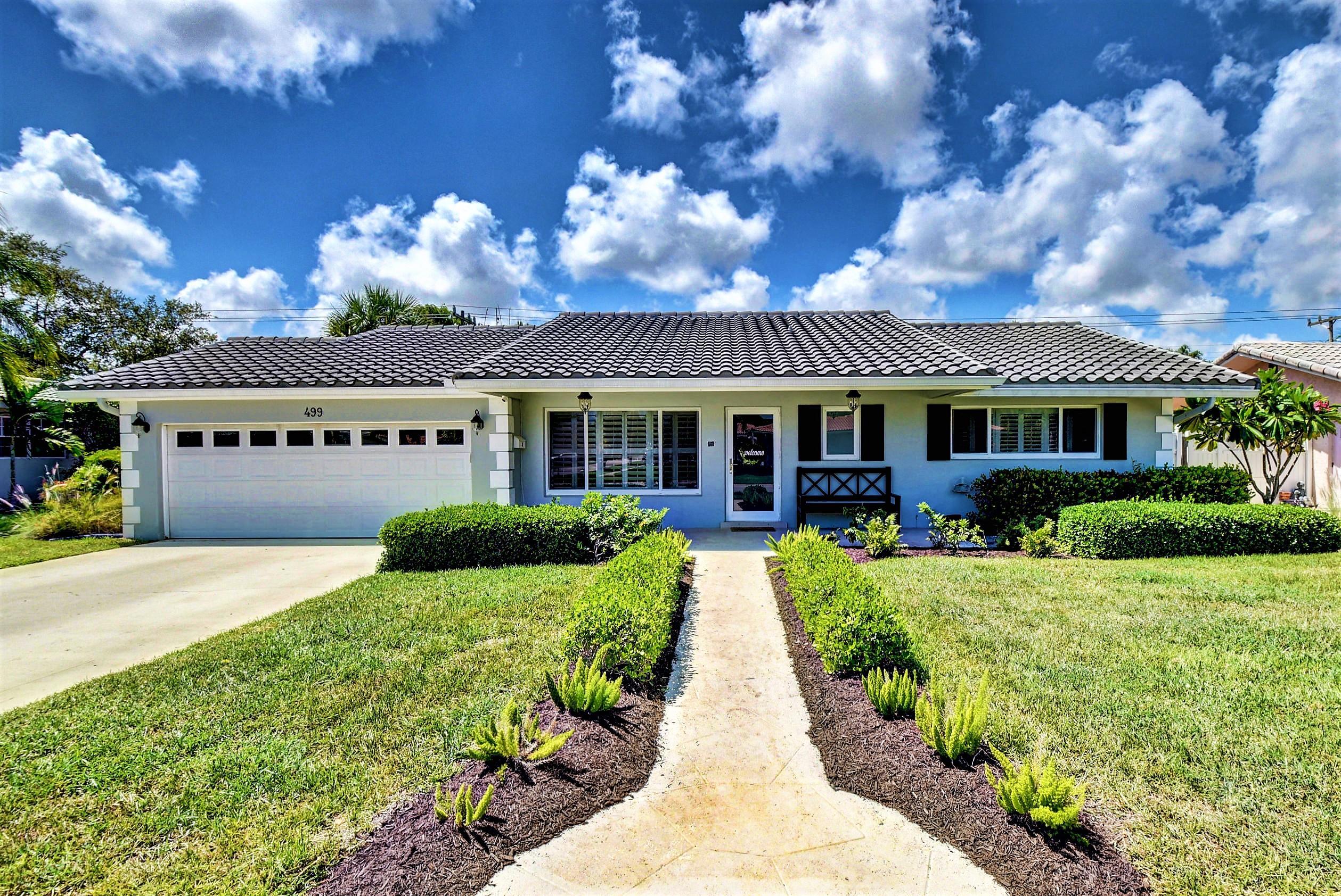 499 Sw 8th Terrace Boca Raton, FL 33486