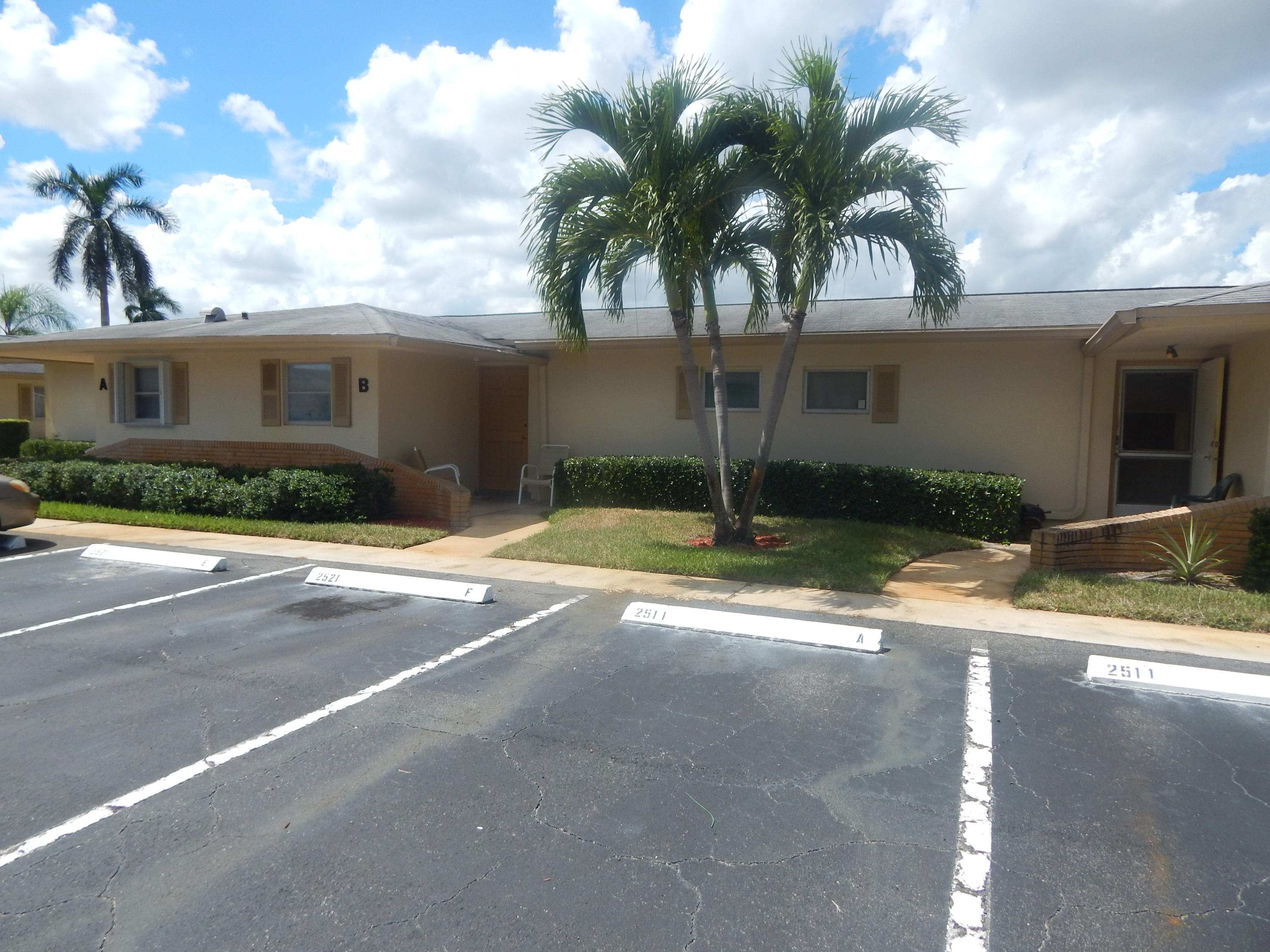 2511 Barkley Drive, West Palm Beach, Florida 33415, 1 Bedroom Bedrooms, ,1 BathroomBathrooms,Condo/Coop,For Sale,Barkley,1,RX-10466030