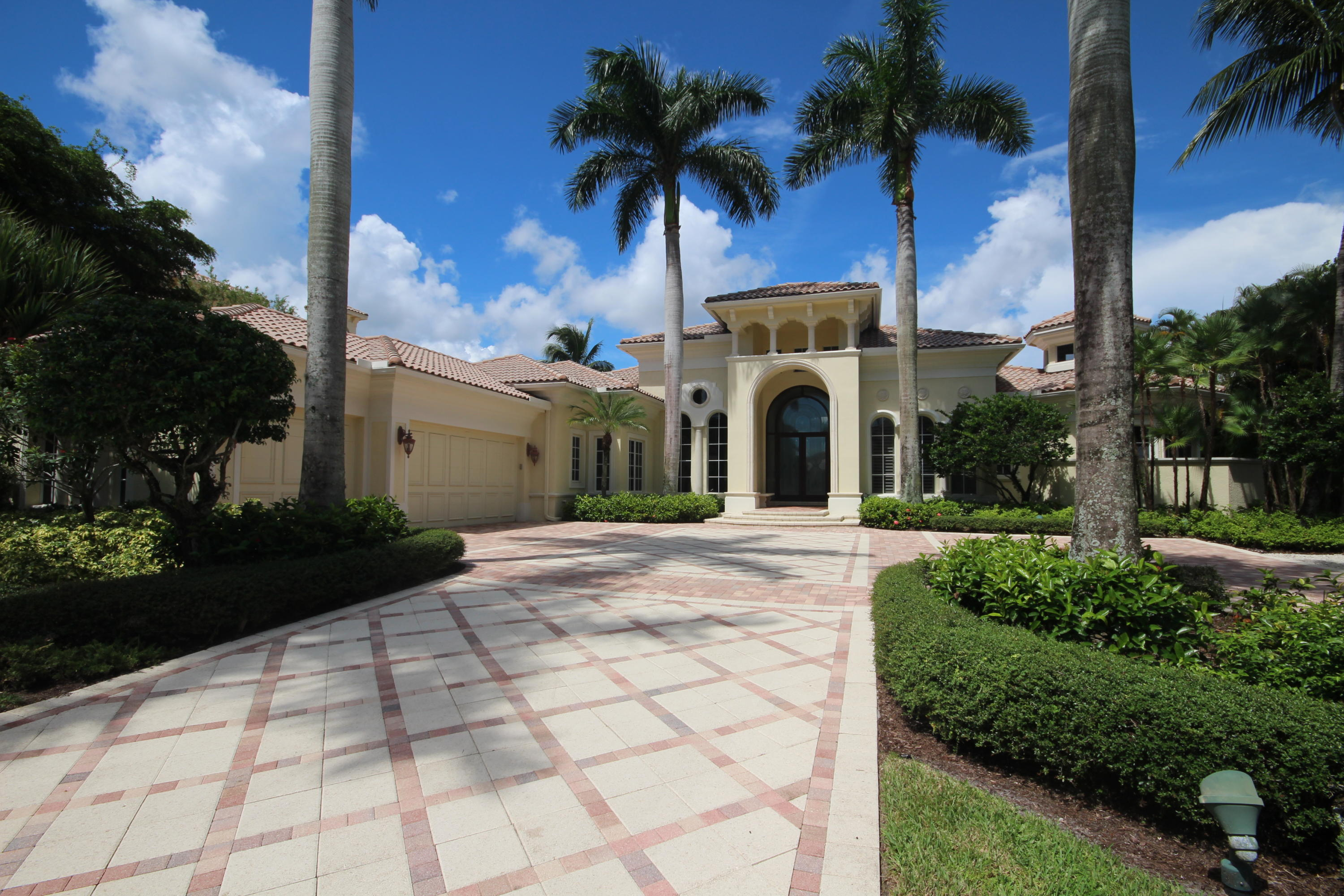 Updated 5 Bedroom, plus office, 4705 square feet under air, all windows protected by film or accordion shutters, golf membership home in prestigious Addison Reserve Country Club. This home also features marble flooring, heated pool & spa and a full house generator. This house is priced to sell.