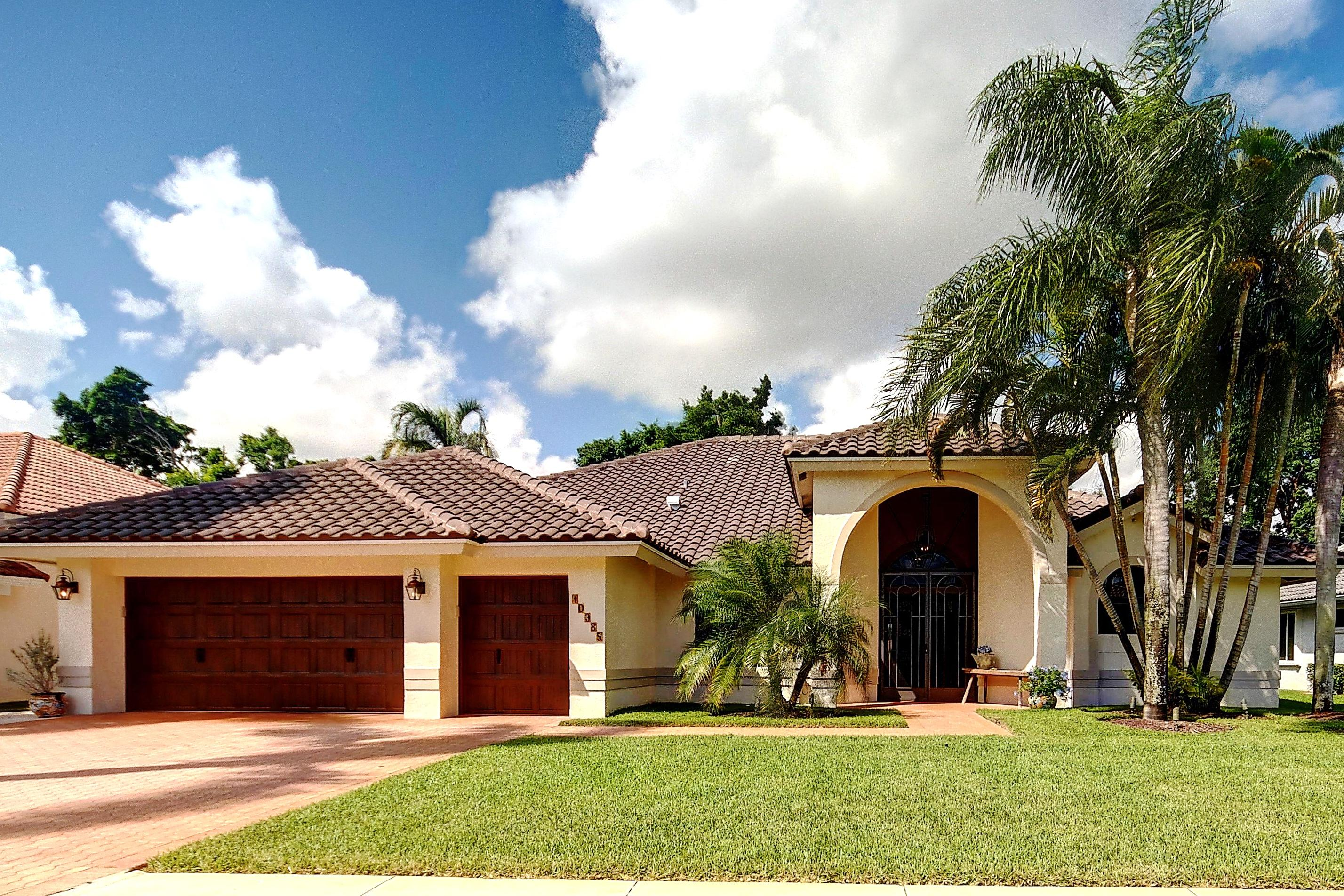 10385 Milburn Lane Boca Raton, FL 33498