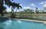Large Pool and Golf Course View