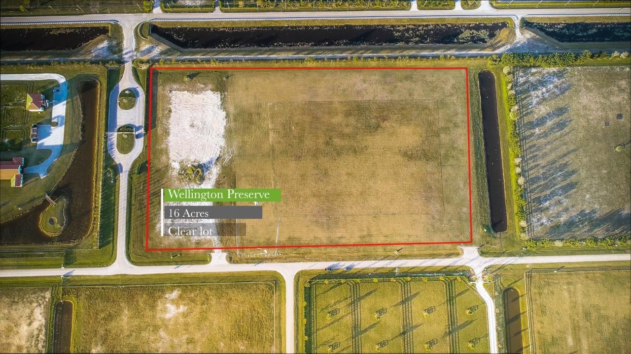 Wellington, Florida 33449, ,Land/docks,For Sale,Wellington Preserve,RX-10187063