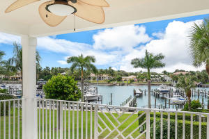 424 Bay Colony Drive N, With Boat Slip, Juno Beach, FL 33408