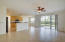 Open Concept Kitchen/Living