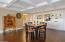 Spacious and open main living area feels expansive