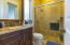 First floor guest bath.