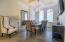 Grand dining room.
