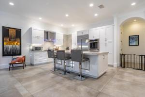 $80,000 custom kitchen.