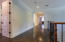 Beautiful wood floors through the 2nd story.