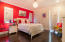 Large bedrooms.