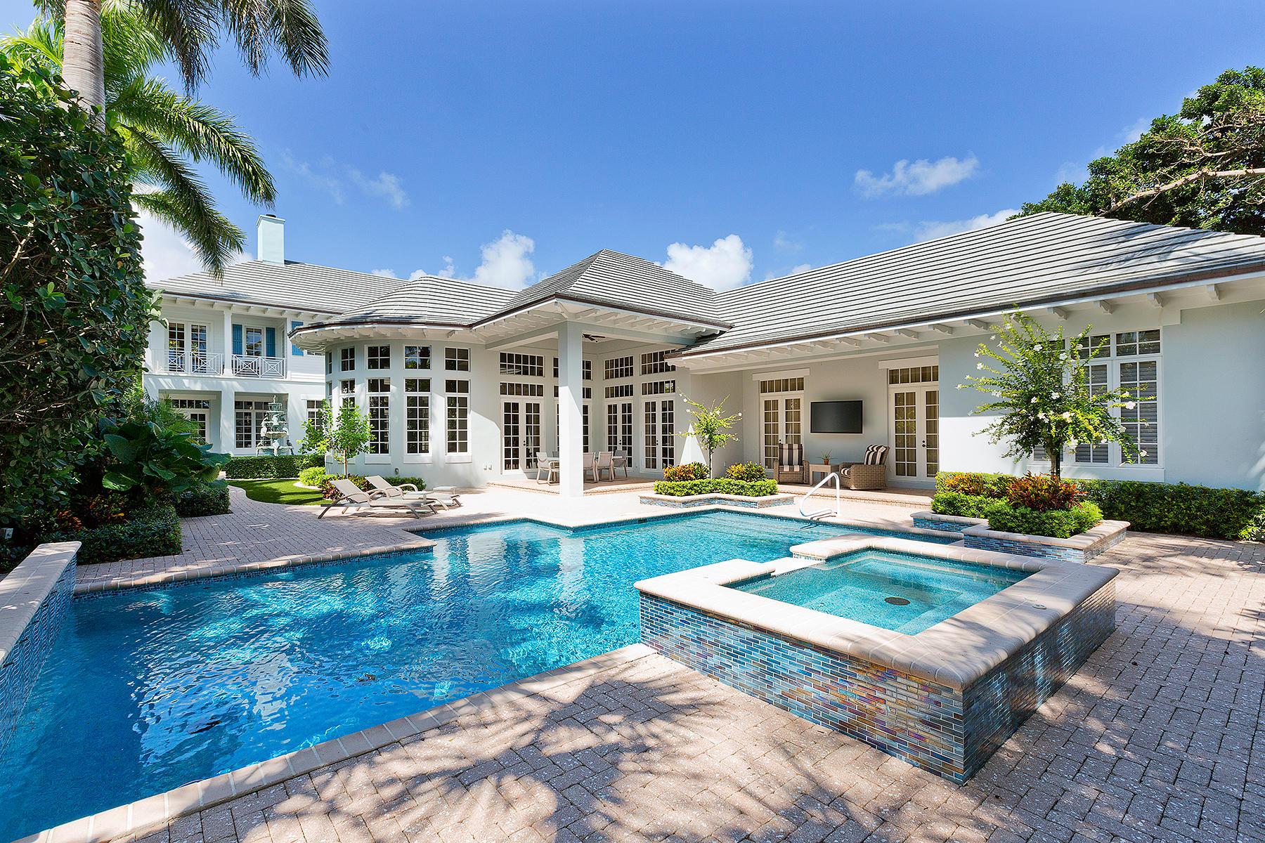 455 Andrews Avenue, Delray Beach, Florida 33483, 4 Bedrooms Bedrooms, ,4.1 BathroomsBathrooms,Single Family,For Sale,Andrews,RX-10477282