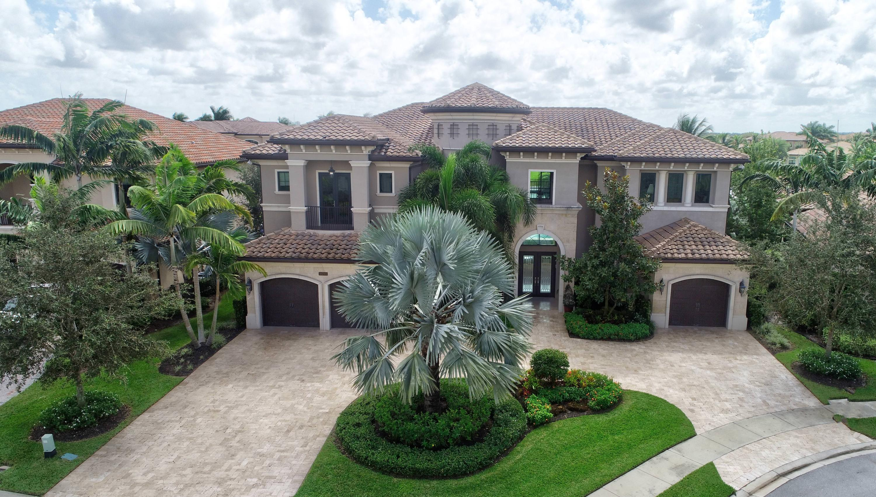 16793 Crown Bridge Drive, Delray Beach, Florida 33446, 6 Bedrooms Bedrooms, ,6.1 BathroomsBathrooms,Single Family,For Sale,THE BRIDGES,Crown Bridge,RX-10473914