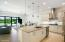 Contemporary Open Great Room Floor Plan with Contemporary Flair
